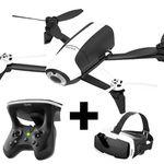 Media Markt Foto Late Night: Objektiv und Drohnen Sale – z.B. PARROT Bebop 2 FPV Drohne für 499€