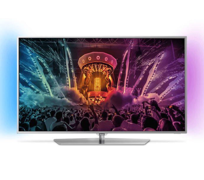 Philips 55PUS6551    55 Zoll ambilight UHD WLan Smart TV für 749€