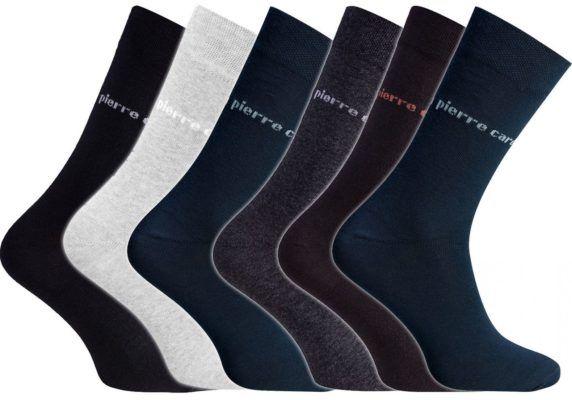 18er Pack Pierre Cardin Herren Business Socken für nur 17,99€