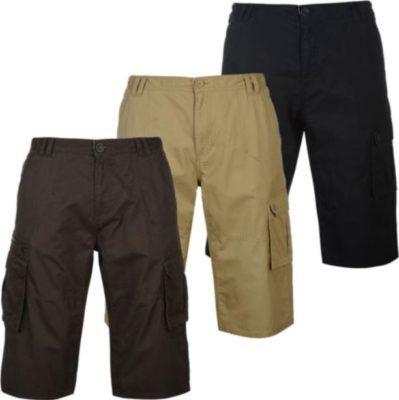 Pierre Cardin 3/4 Herren Cargo Shorts für je 27,99€