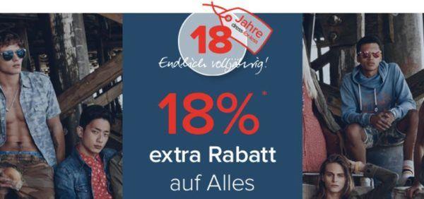 dress for less Sunday Sale mit bis zu 60% Rabatt + 18% Extra Rabatt + 10% NL Gutschein z.B. Tommy Hilfiger Mizner STP Poloshirt für 32,72€