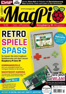 MagPi Sonderhefte 05/16   03/17 als Download kostenlos