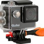 Rollei 425 4K Actioncam inkl. Outdoor-Set für nur 93,95€