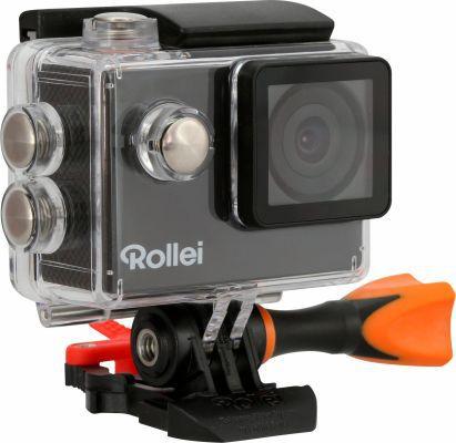 Rollei 425 4K Actioncam inkl. Outdoor Set für nur 93,95€