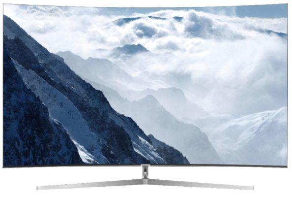 SAMSUNG UE55KS9090   55Zoll curved UHD WLan Smart TV für 1.235€