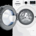 SAMSUNG WD72J5400AW/EG Waschtrockner – 7 kg Waschen / 5 kg Trocknen für 599€ (statt 663€)
