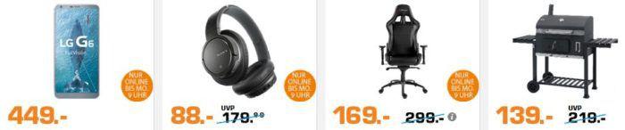 Saturn Super Sunday Deals: u.a. Magnat Sounddeck 150 statt 229€ für nur 149€