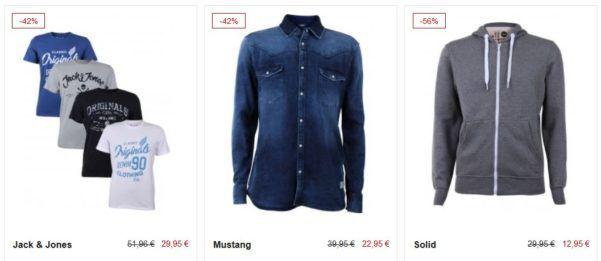 Jeans Direct mit bis zu 84% Rabatt + 30% Extra Rabatt + 60 Tage Rückgaberecht