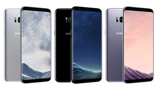 Samsung Galaxy S8 Plus B Ware für 654,90€