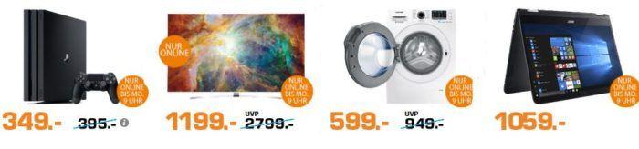 Saturn Super Sunday Deals: u.a. Sony Alpha 68 Spiegelreflexkamera für 399€