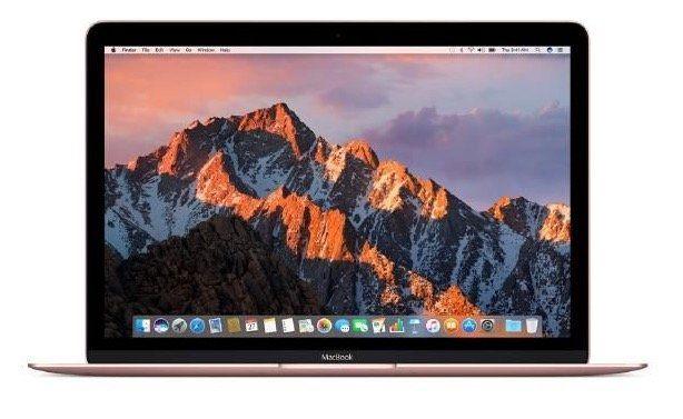 Macbook MMGM2D/A   12 Zoll Retina in Rosegold mit 512GB SSD für 1.199€ (statt 1.399€)