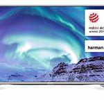Sharp LC 55CUF8472ES – 55 Zoll UHD WLan Smart TV mit triple Tuner für 477€