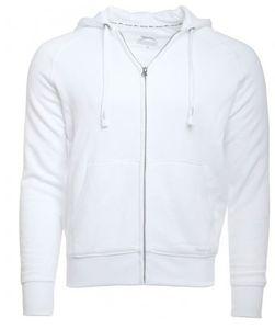 Slazenger Race Herren Sweater in grün und weiß für je 4,99€