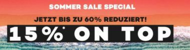 Planet Sports Summer Sale Special mit bis 70% Rabatt + 20% extra Rabatt   günstige Sneaker und Sportfashion