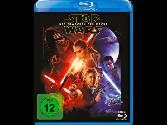 Vorbei! Star Wars VII: Das Erwachen der Macht (Blu Ray) für 7€ (statt 11€)