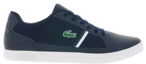 Lacoste STRIDEUR 116 1 SPM Sneaker in Weiß oder Blau statt 75€ für je 49,99€