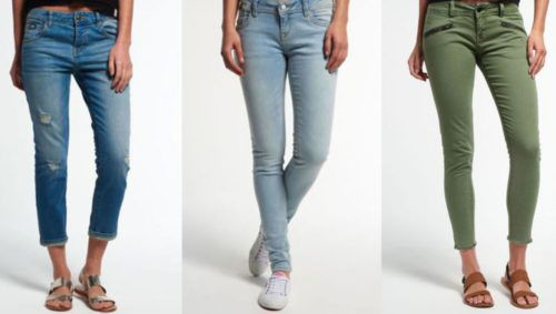 Superdry Damen und Herren Jeans viele Modelle für je 29,95€