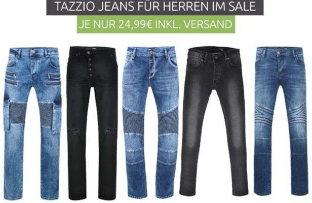 Tazzio Sale   günstige T Shirts, Hemden und Jacken   Jeans für 24,99€