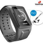 TomTom Spark Spark Cardio + Music – Aktivitätstracker + Bluetooth Kopfhörer für 125,90€