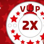 Doppelte Punkte für LEGO VIP Mitglieder im LEGO Shop