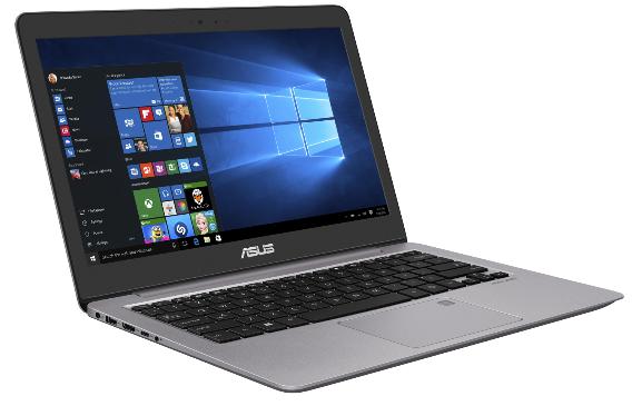 Asus Zenbook UX310UA FC694T   13,3 Notebook mit Full HD, 8G RAM und 256 GB SDD für 777€ (statt 866€)