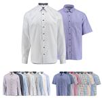 ETERNA Hemden in verschiedenen Farben und Designs (kurz- und lange Ärmel) für 29,90€