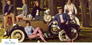 Brooks Brothers Sale bei Vente Privee mit bis zu 67% Rabatt   z.B. Pullover ab 29,90€