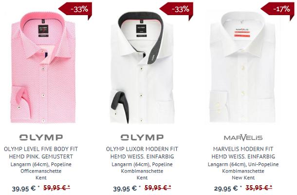Hemden.de Aktion: 20% Gutschein auf ALLES bis Mitternacht   günstige Markenhemden & Polos   VSK frei ab 30€