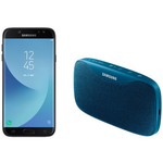 Samsung Galaxy J7 (2017) – Android 7.1 Smartphone + Level Box Slim in Blau für 222€ (statt 277€)