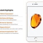 iPhone 7 32GB für 1€ o. 128GB für 79€ + Vodafone Smart L GIGA mit 2GB LTE für 39,99€ mtl.