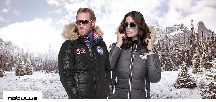 Nebulus Sale bei vente privee   z.B. Nebulus Skijacke Freestyle ab 129,99€ (statt 153€)