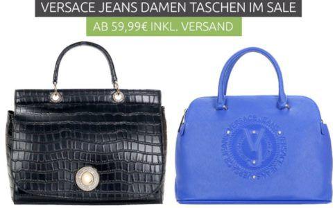 TOP! VERSACE JEANS   edle Damen Taschen im Sale ab 59,99€