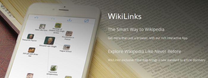 WikiLinks (iOS) gratis (statt 6,99€)
