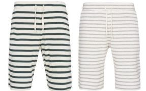 Moss Copenhagen William Stripe Herren Freizeit Shorts für je 7,99€ (statt 19€)