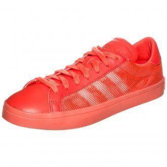 adidas Originals Court Vantage Unisex Sneaker in Orange für 24,99€ (statt 40€)
