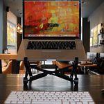 Nexstand – Laptopständer für Unterwegs & Reisen für 17,45€