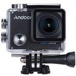 Andoer AN5000 4K Wifi Actionkamera mit Anti-Shake, Weitwinkel Objektiv inkl. Zubehör für ~39,05€