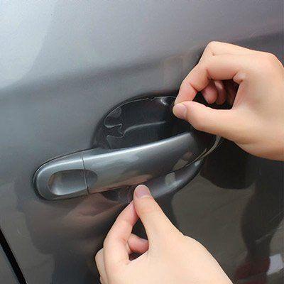20 Anti Kratz Aufkleber für die Autotür für 1,45€