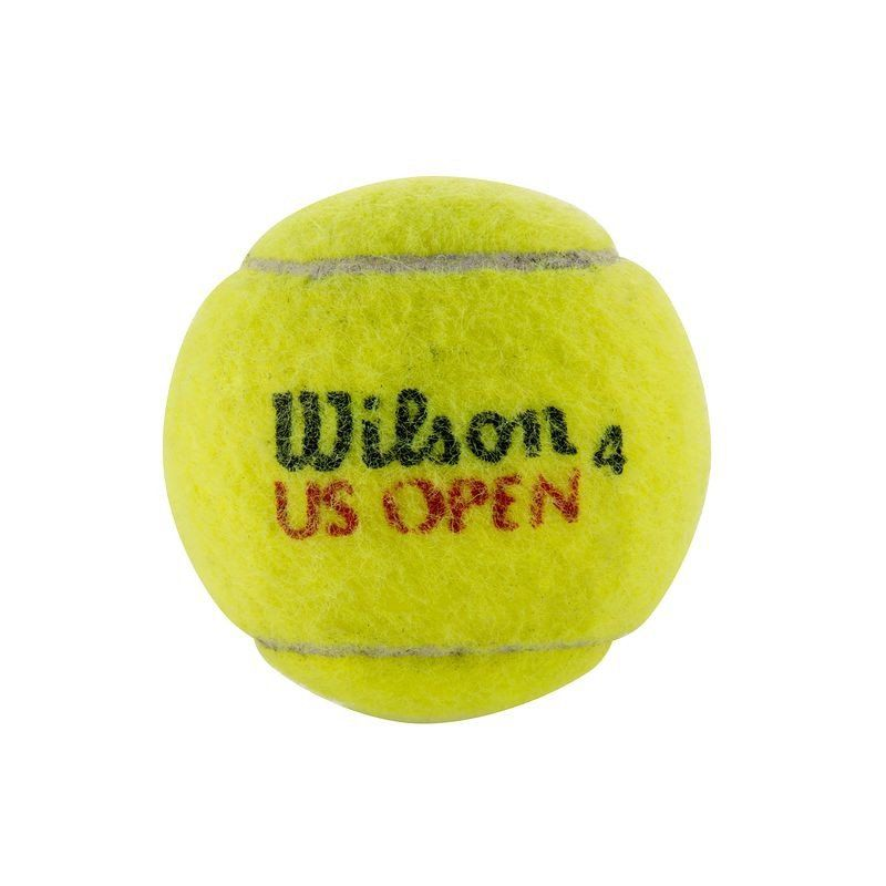 4er Set Wilson US Open Tennisbälle für 5,49€ (statt 9€)
