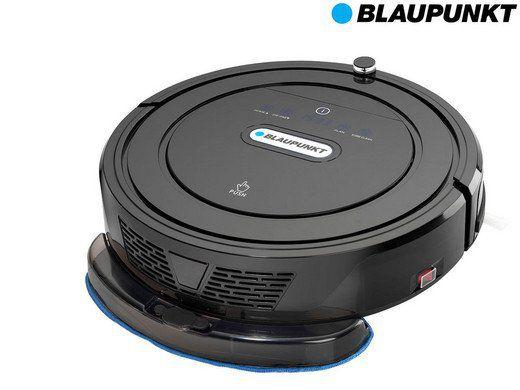 Blaupunkt Bluebot Saugroboter mit App Steuerung für 255,90€ (statt 379€)