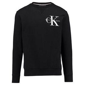 Calvin Klein Herren Sweatshirt HAXO in schwarz für 55,92€ (statt 90€)