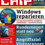 3 Ausgaben CHIP mit DVD für 11,90€ oder Chip Premium für 16,90€ + 10€ TankBON