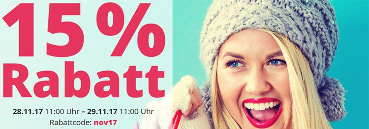 15% auf fast alles bei Dailydeal   z. B. 35€ Lottopalace Wertgutschein für 8€