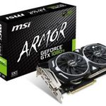 MSI GeForce GTX 1080 Ti ARMOR OC 11GB für 708,90€ (statt 799€)