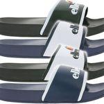 Ellesse Hydro Herren Badelatschen in 4  Farben für je 9,99€