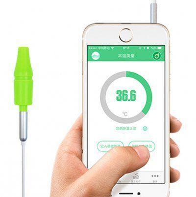 Fieber messen mit dem iPhone für 7,89€
