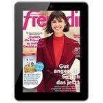 26 Ausgaben freundin E-Paper für 48,10€ – als Prämie 50€ Amazon-Gutschein