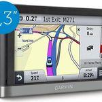 Garmin nüvi 2468LMT-D Navigationsgerät + lebenslange Karten- & Verkehrsupdates für 88€ (statt 115€)