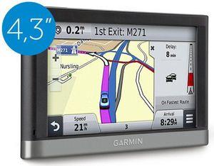 Garmin nüvi 2468LMT D Navigationsgerät + lebenslange Karten  & Verkehrsupdates für 88€ (statt 115€)
