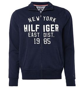 Tommy Hilfiger Sweatjacke Darrel für 39,99€ (statt ~65€)